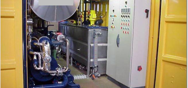 Установки для производства битумной эмульсии и модифицированного битума
