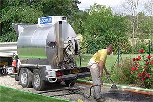 Оборудование для ямочного ремонта